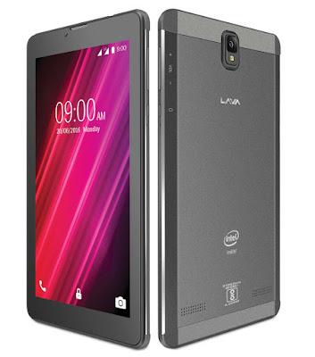 Lava Ivory Pop 3G Full Spesifikasi dan Harga Terbaru, Tablet Lollipop usung 1 GB RAM Kemampuan Quad-core