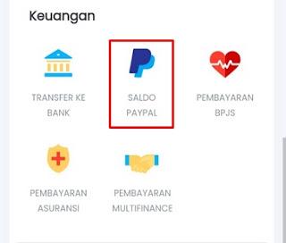 Beli Saldo Paypal Murah