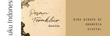 Ulasan Buku : Pesan Terakhir Yang Jadi Pilihan Akhir Karena Gabut