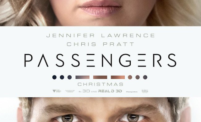 Sinopsis Film Fiksi Ilmiah Passengers