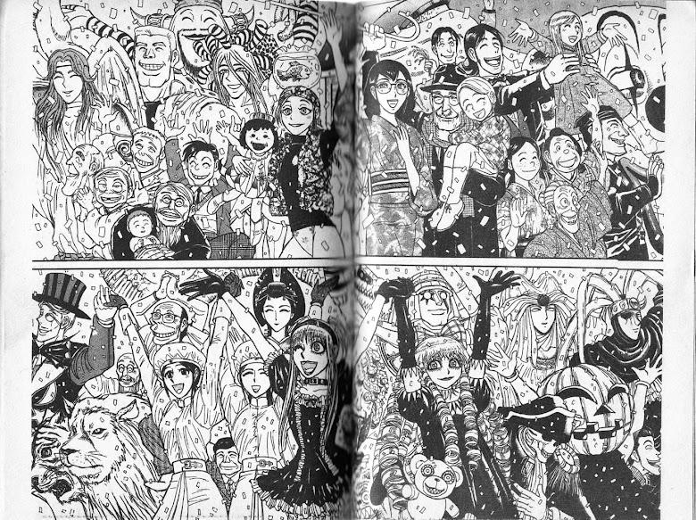 Karakuri Circus - หน้า 117