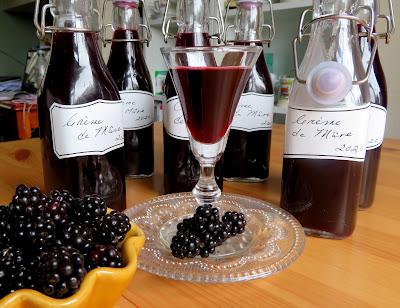 Blackberry Liqueur