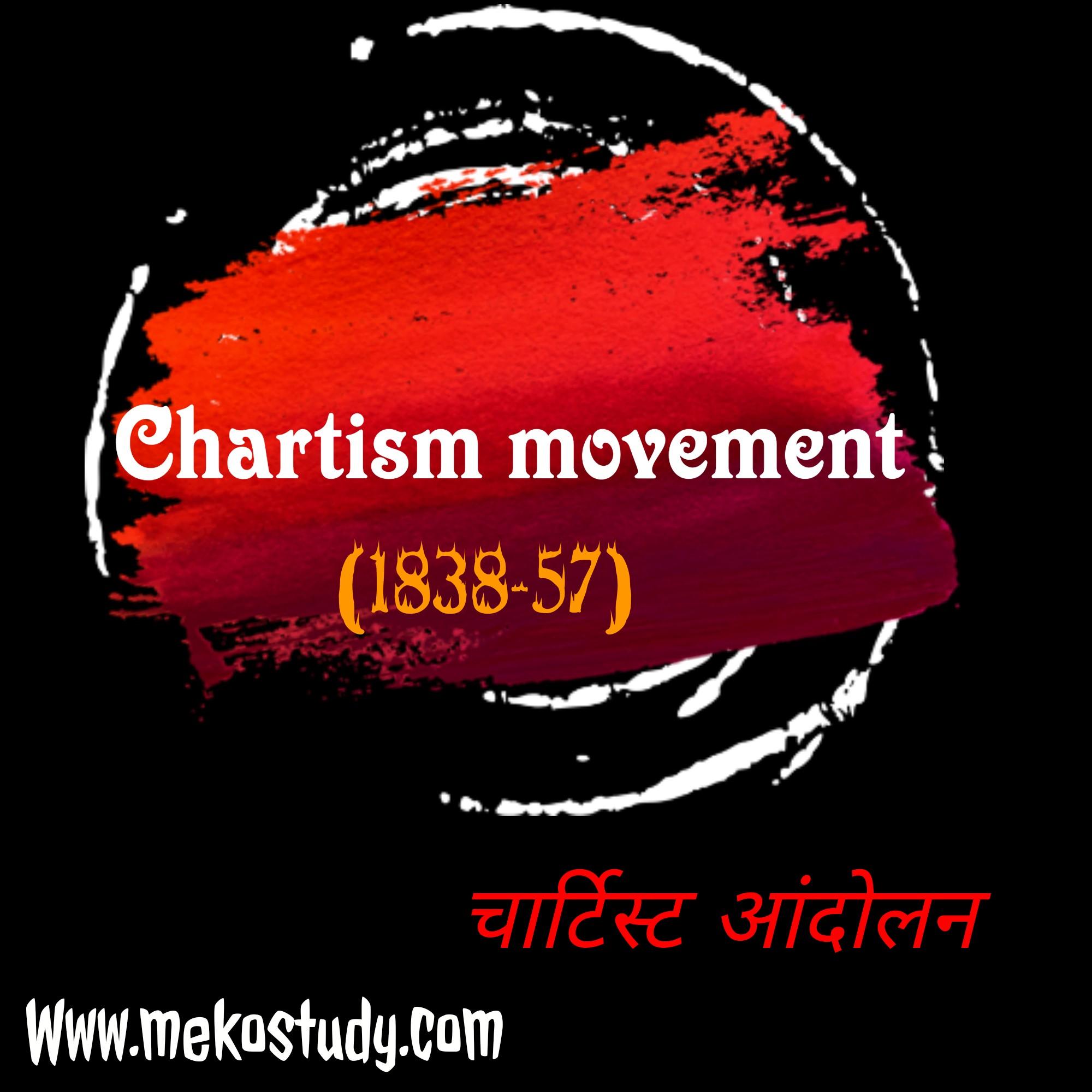 Chartism Movement