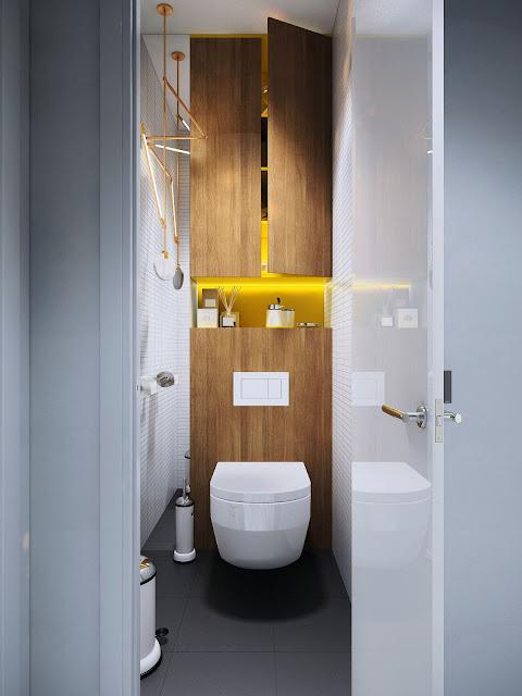 Bathroom Tiles Design Dolphin