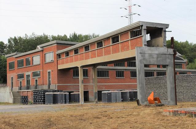 ancienne salle des pendus mine à charbon