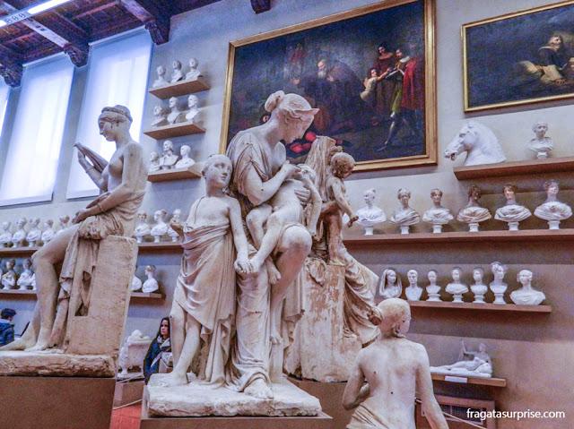 Gipsoteca Bertolinni, na Galleria dell'Accademia