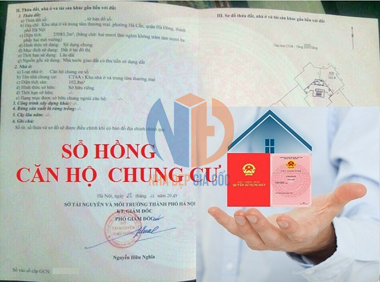 Quy định về cấp sổ hồng cho căn hộ chung cư | Pháp luật