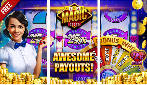 Slot Machine Casino Game Online
