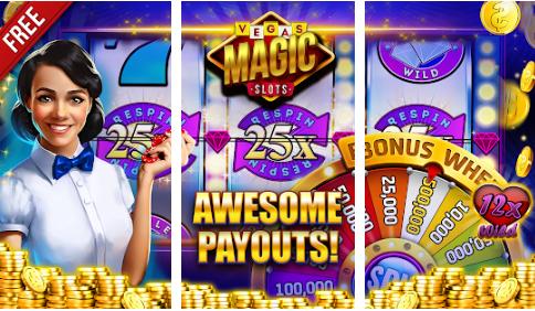 Slot Machine Casino Game , game slot casino layaknya di kota vegas.