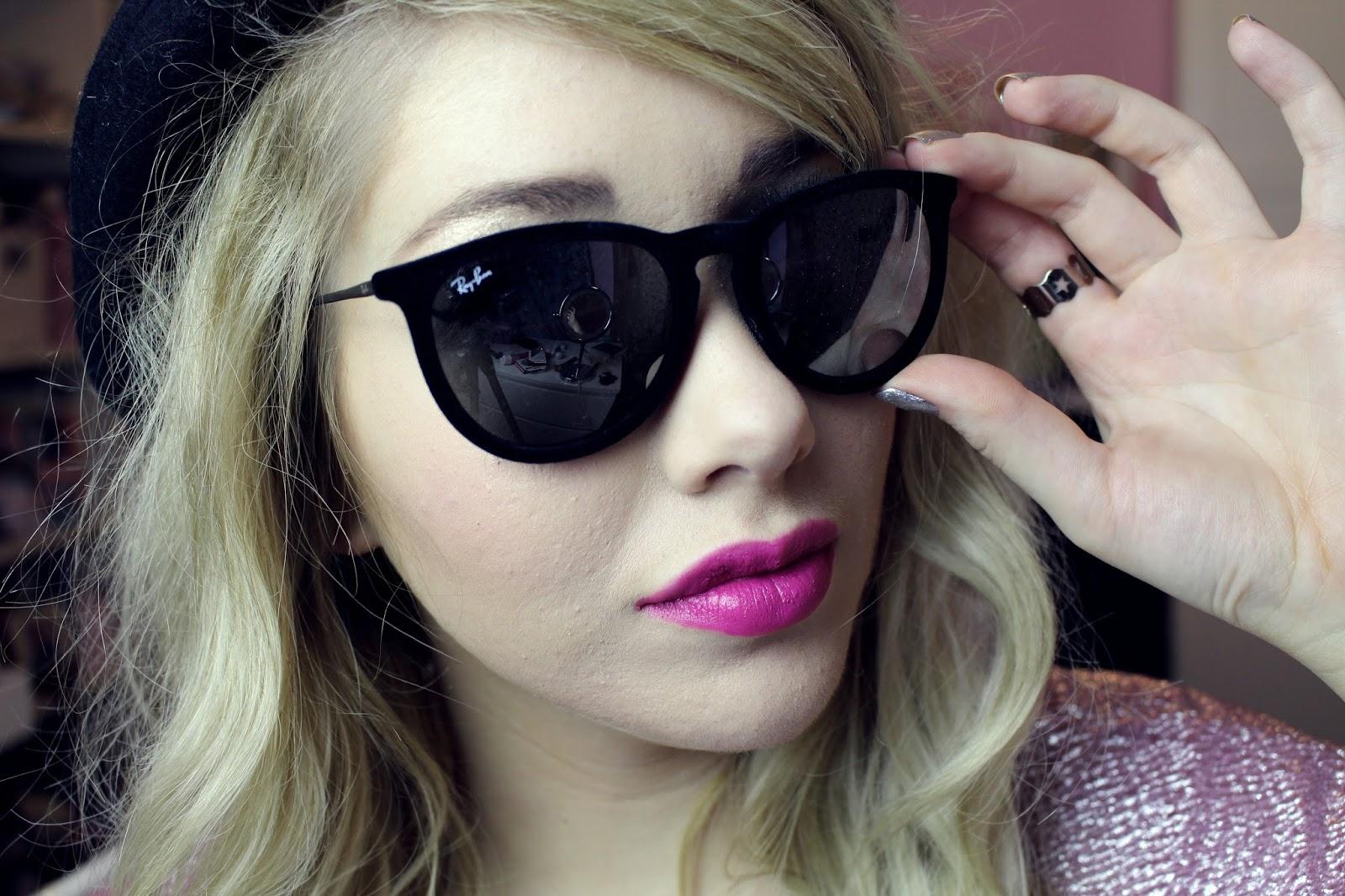 85aeeb8bd5 ray-ban womens erika round sunglasses ray ban glasses for men gold