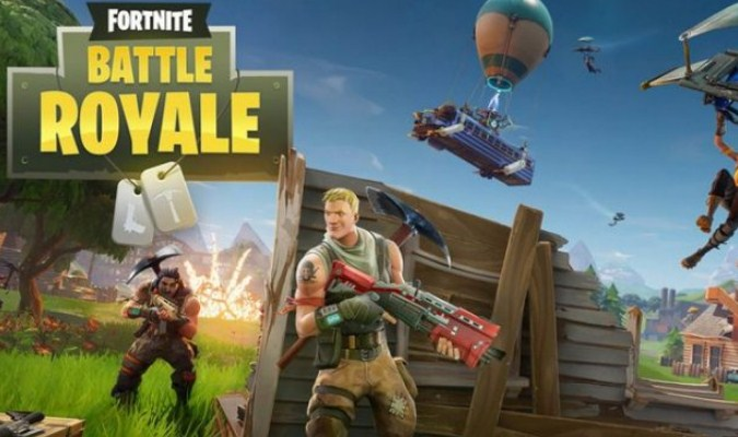 Game Battle Royale - Fortnite Mobile