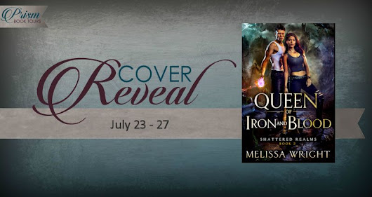 Cover Reveal Queen of Iron and Blood