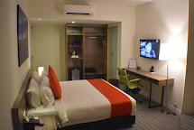 Riccarton Capsule Hotel Offer Good Quality Of Standard