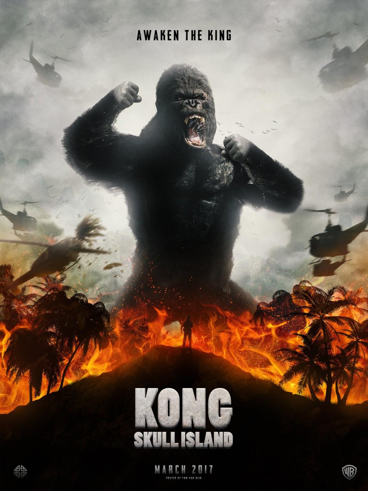 مشاهدة فيلم Kong Skull Island 2017 مترجم اون لاين شاهد