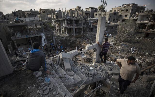 chôn vùi Hamas