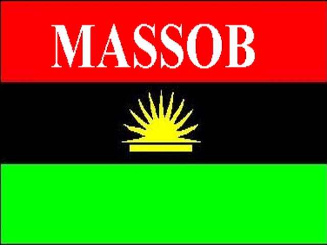 It's now 17 years of hoisting MASSOB flag