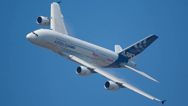 Największy samolot pasażerski świata Airbus A380