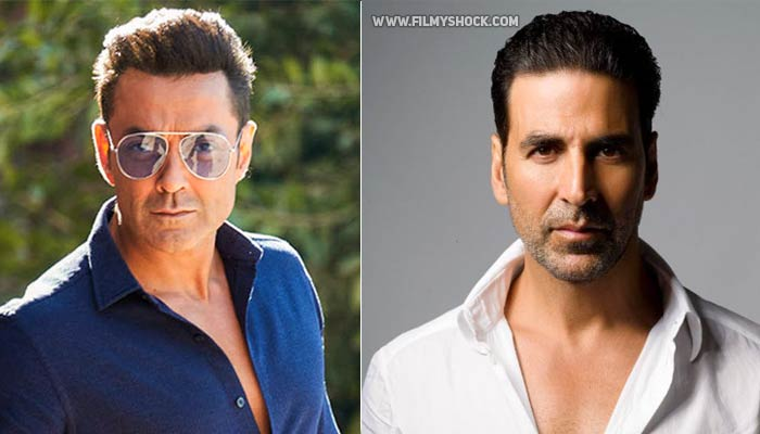 Akshay Kumar And Bobby Deol