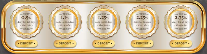 Инвестиционные планы Luxearn 1
