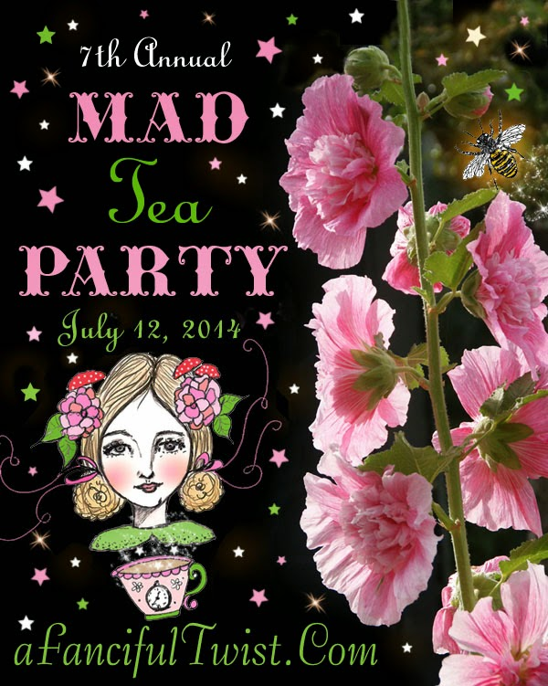 THE 'MAD TEA PARTY' EVENT!  YAY!