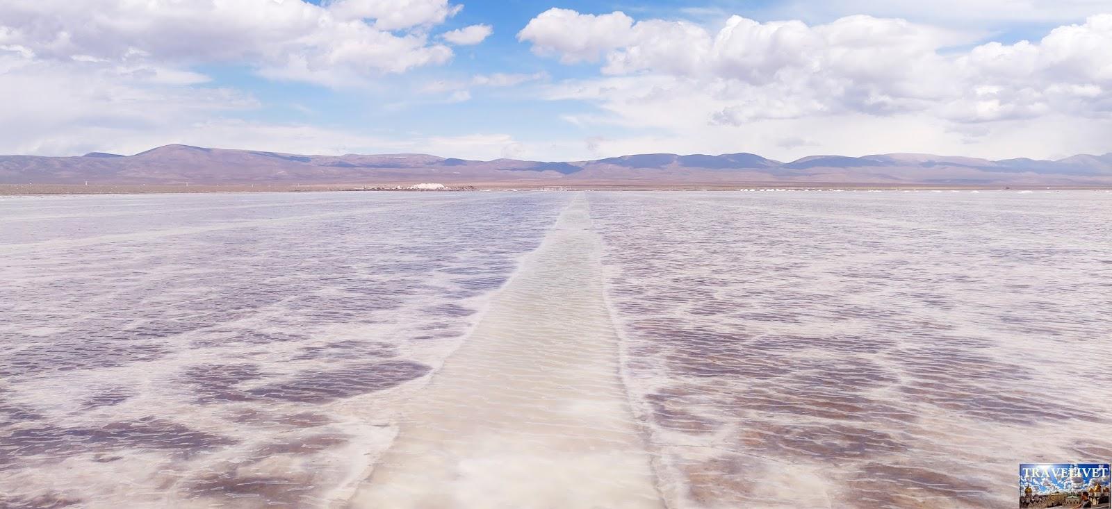 Argentine argentina salinas grande