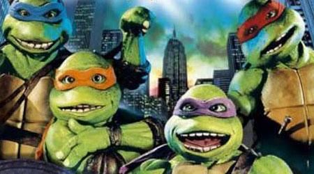 The4heros Teenage Mutant Ninja Turtles Movies Games Arts