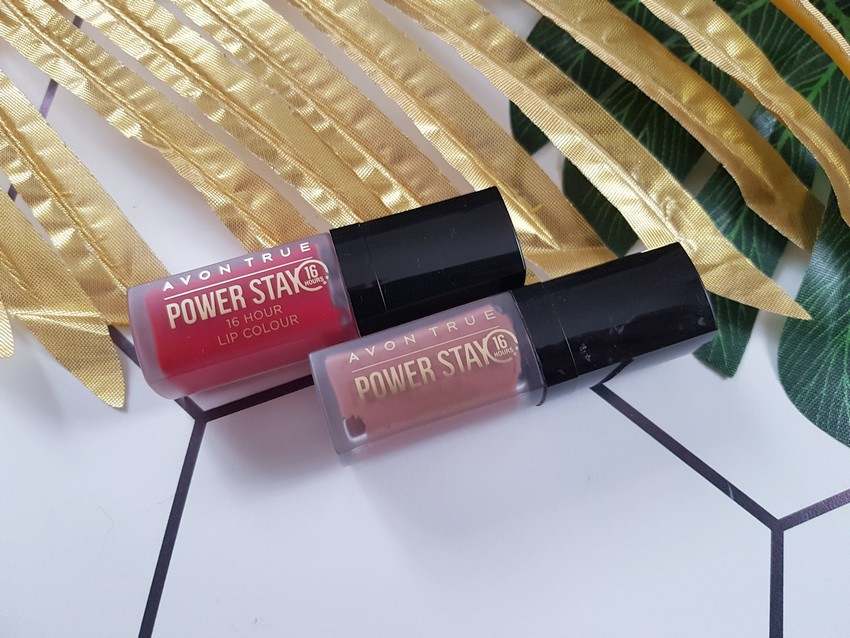 avon power stay lipbalm colour