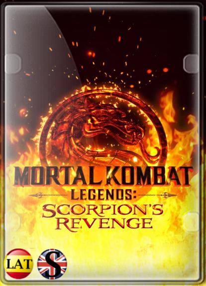 Mortal Kombat Legends: La Venganza de Scorpion (2020) HD 720P LATINO/INGLES