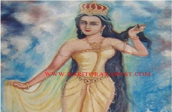 Putri Mayang Anak Raja Banjar Simbol Keperkasaan Dayak Barito