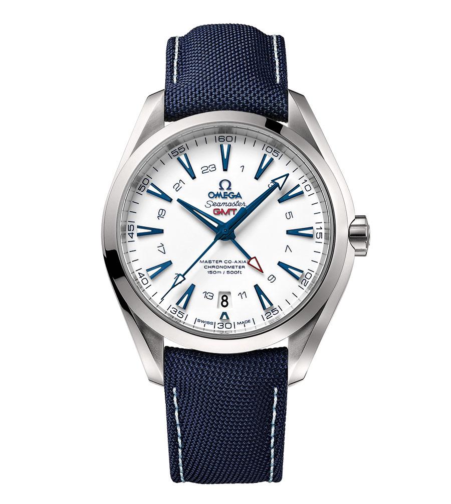 Omega Seamaster Aqua Terra Goodplanet Time And Watches