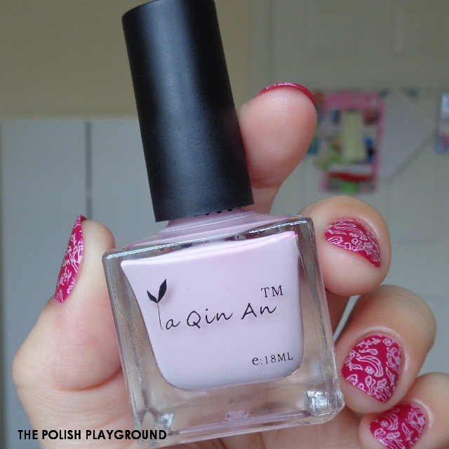 Born Pretty Store - Ya Qin An 24 Stamping Polish Nail Art and Review