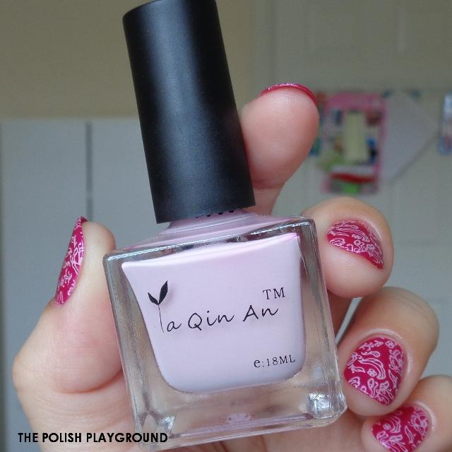 Born Pretty Store - Ya Qin An 24 Stamping Polish Nail Art and Review
