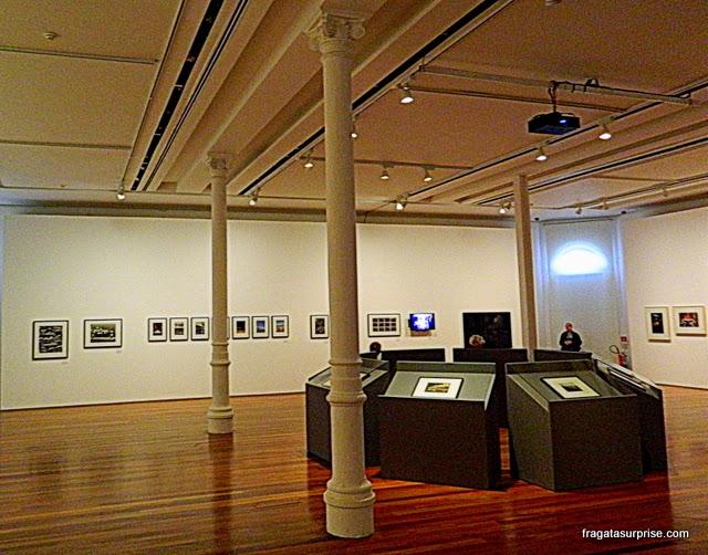 Exposição no MAR - Museu de Arte do Rio