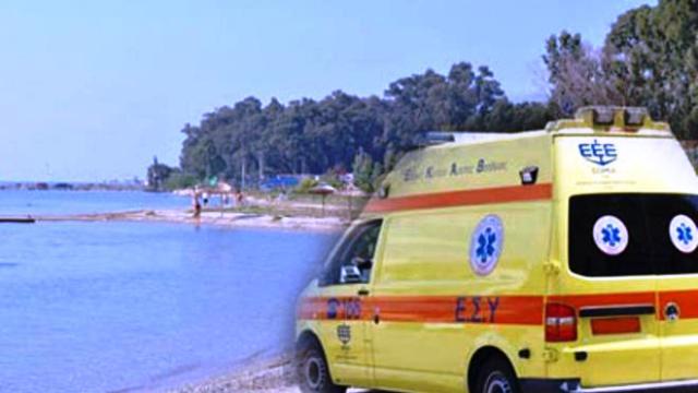 Νεκρός ανασύρθηκε λουόμενος από παραλία στα Νέα Ρόδα Χαλκιδικής