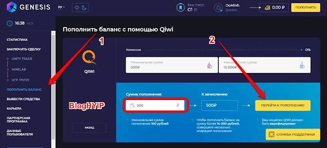 Genesis ws là gì? Reviews và đánh giá Genesis ws | Dự án uy tín đến từ Nga