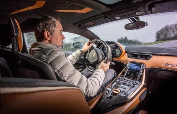 Dashbord Lamborghini Sian