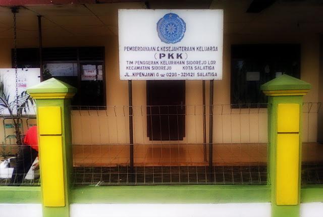 Foto Kantor Desa Sidorejo Lor, kecamatan Sidorejo, Salatiga