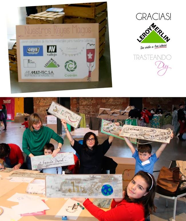 El recicladero DIY