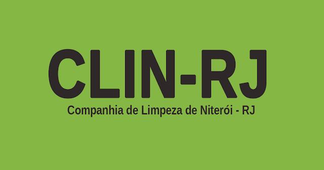 Concurso da CLIN Niterói - RJ 2020