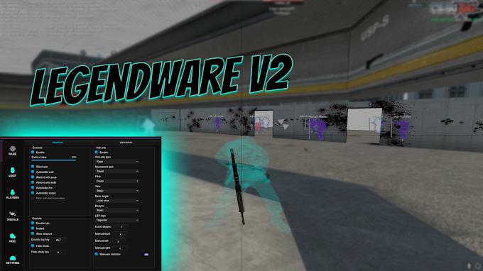 Legendware v2 FIX | DLL + CFG + Scripts