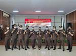 Empat Jabatan Kasi di Kejaksaan Negeri Lampung Selatan Berganti