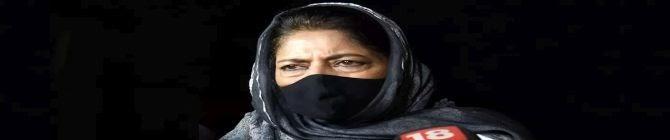 'Those In Delhi Using Jammu & Kashmir As Laboratory': Mehbooba Mufti