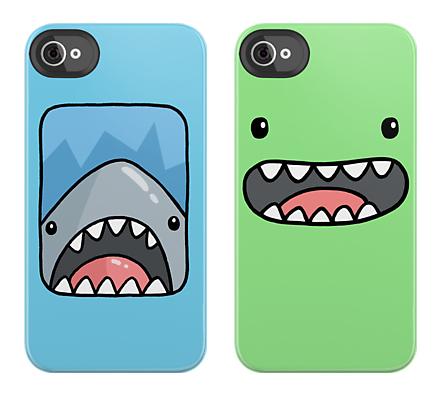 Squid bits phone case designs for Case design
