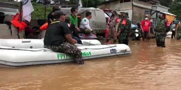 Soal FPI Bantu Korban Banjir, Mabes Polri: Yang Kita Larang Organisasinya Bukan Kegiatannya