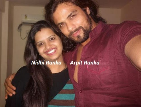 Nach Baliye 7 Contestants   Nach Baliye 2015 Contestants   Arpit Ranka and Nidhi Ranka