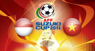 Vietnam vs Indonesia Semifinal Piala AFF 2016