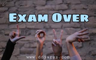 Exam Status and Quotes