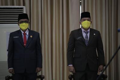 Resmi Dilantik, Inilah PR Untuk Kadishub dan Kepala BPBD Riau