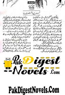 Ba Murad Novelette By Nasreen Akhter Naina