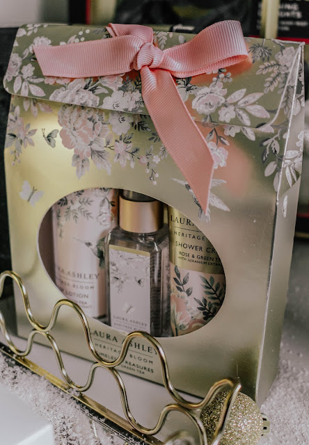 Laura Ashley Body Care Trio Timeless Treasures Beauty Gift Set Review